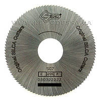 Фреза дисковая 1,4х22х80 мм