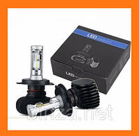 LED лампы для авто Xenon S1 (без радиатора) H4 Ксенон!Опт