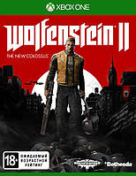 Wolfenstein II: The New Colossus (Диск)