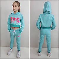 Спортивный костюм с топом So Dope от 7 лет до подростка мятный, фото 1