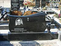 Памятник  мемориальный  Стелла-СW7 110х60х8...