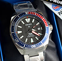 Часы Seiko Prospex Samurai SRPB99 Automatic Diver's 4R35  SPECIAL EDITION!, фото 1