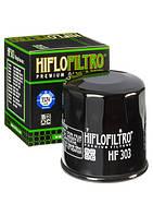 Масляный фильтр HIFLO HF303  на мотоциклы Honda