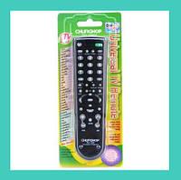 Универсальный пульт дистанционного управления 3-в-1 для телевизоров, проигрывателей VHS, DVD RM-139!Акция