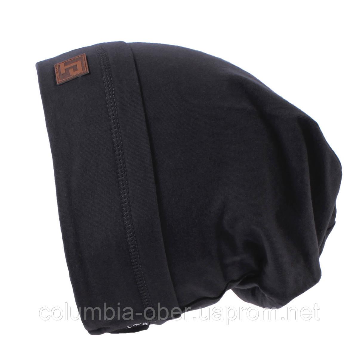Демисезонная шапка для мальчика Peluche S18 TU 57 CEG Deep Gray. Размер 6/8.