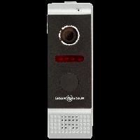 Вызывная панель с камерой домофонов. GREENVISION GV-002-J-PV80-110 silver