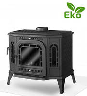 Чугунная печь KAW-MET P7, 12 кВт (Eco) lдвойной дожиг