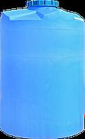 Емкость вертикальная круглая 1000 л. ПластБак