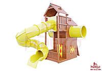 Модуль детской площадки Spielplatz Пелес 2,1м