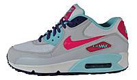 Кроссовки женские  Nike Air Max 90 Mesh (GS) 724855-102 (размер 39, USA-6,5Y, 24,5 см), фото 1