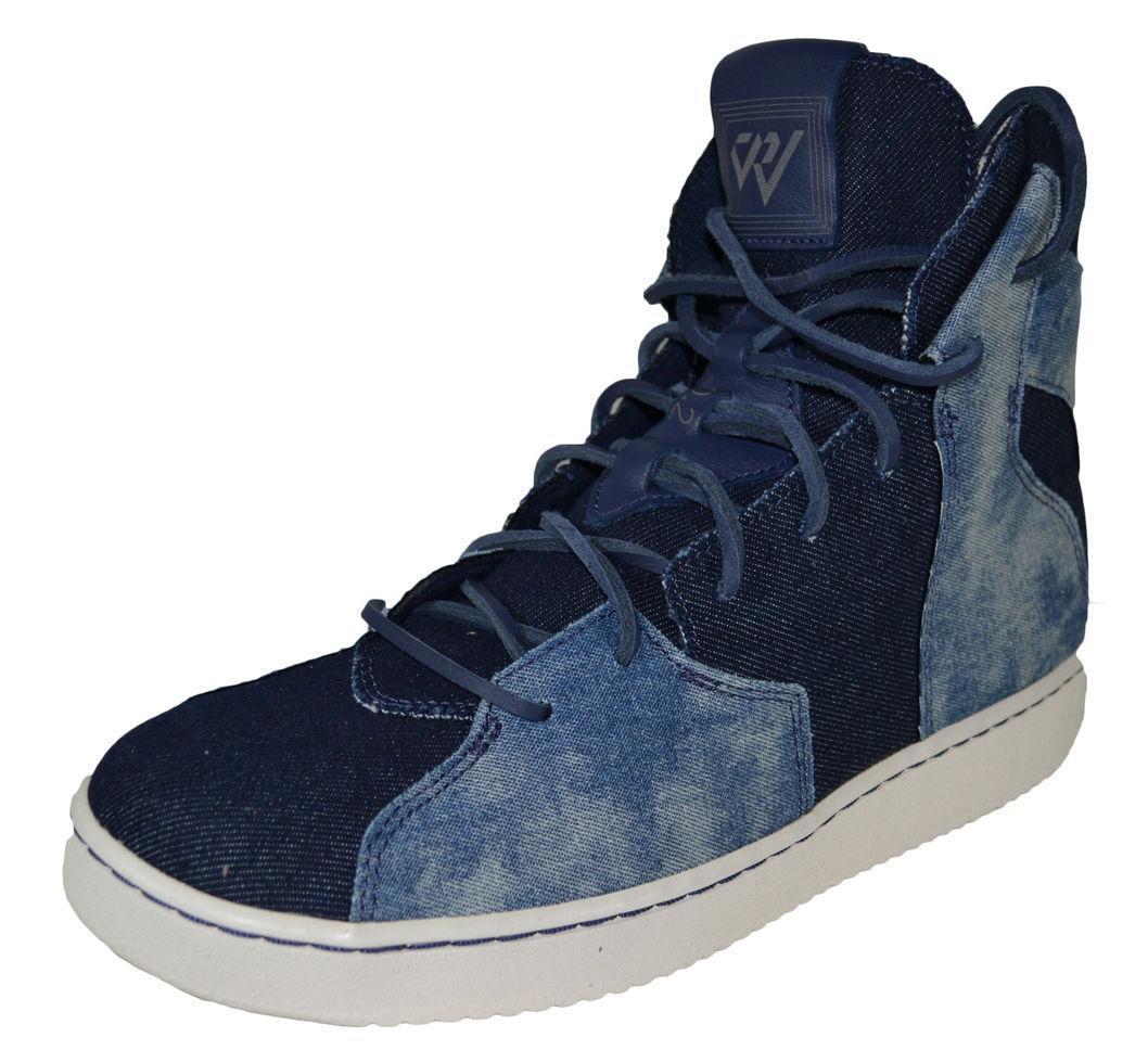 new concept c5100 87d35 Кроссовки мужские Nike Air Jordan Westbrook 0.2 Denim 854563-406 (размер  44, USA-10, 28 см) - купить по цене 1 347,50 грн. в интернет-магазине ...