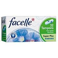Facelle Tampons - Женские  тампоны шесть капель