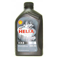 Моторное масло Shell Helix HX8 SAE 5W-40 SN/CF 1л