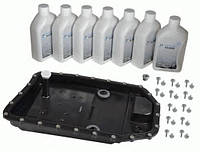 Комплект для замены масла ZF lifeguard fluid 6 (7х1л+сервисный к-т) АКПП 6HP19/x/21/21x