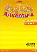 New English Adventure starter B TB