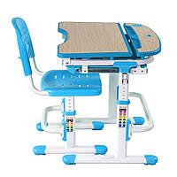 Комплект Парта и стул-трансформеры Sorriso Blue, FunDesk, фото 1