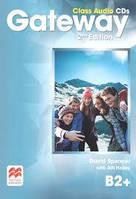 Gateway 2nd Edition B2+ Class CD