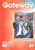 Gateway 2nd Edition B2 Class CD