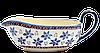 Керамический соусник с ручкой Blue Stars