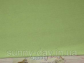 3984/6122, Murano Lugana, колір - Lime (лайм), 32ct
