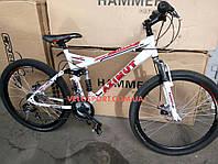 Горный велосипед Azimut Race 26 GD белый