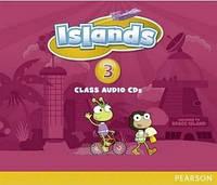 Islands 3 Class Audio CD's