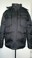 Куртка мужская, длинная. Холлофайбер, зима. Оптом.