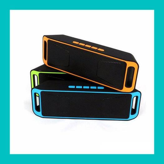 Мобильная колонка SC-208 Music Wireless!Опт