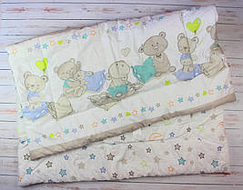 Одеяло детское из антиалергенного силикона 120х90 см
