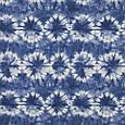 Декоративная ткань для штор, абстракция, бело-синий, фото 2