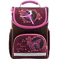 Рюкзак школьный каркасный Kite Love to dance K18-701M-2