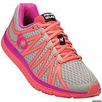 Беговая обувь женская Pearl Izumi E:Motion Road M2 v2, 38,5, серо-розовая