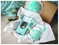 Подарочный набор Mint Love (чай, конфеты, чашка, ситечко сердечко)