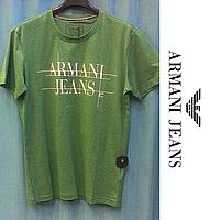 Футболки Armani Jeans