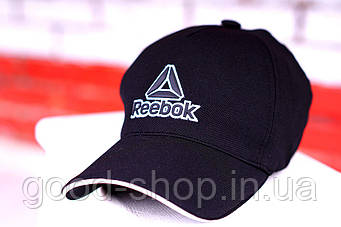 Кепка Reebok черного цвета