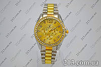 Женские кварцевые часы на браслете Rolex, фото 1