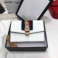 Сумочка кисет на цепочке Gucci