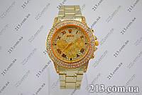 Часы с камнями Rolex, фото 1