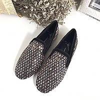 Туфли с металлическими украшениями Giuseppe Zanotti