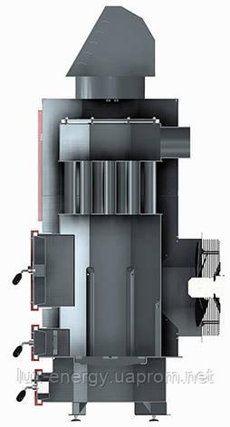 Твердопаливний теплогенератор Defro NP, фото 2