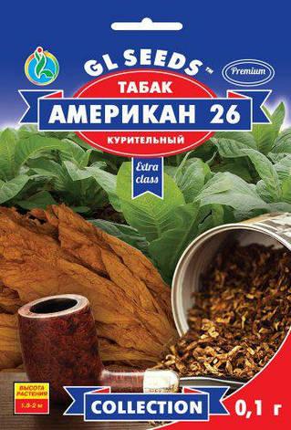 Табак курительный Американ 26 ранний, фото 2