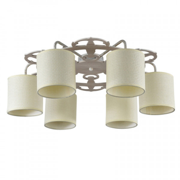 Потолочный светильник Freya FR 100-06-W(FR5100-CL-06-WG) TIMONE