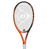 Ракетка Для Большого Тенниса Оранжевая/Черная Dunlop Force 98