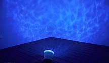 Проектор волн океана (светодиодный ночник) , фото 3