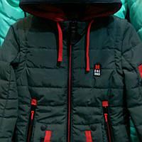 Куртка для мальчиков демисезоная 2 в 1М-7