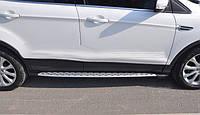 Оригинальные подножки X5-style - Ford EcoSport 2012+ гг.