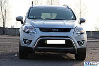 Кенгурятник WT007 (нерж.) - Ford Kuga 2008-2013 гг.