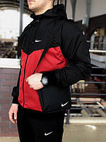 Модная ветровка виндранер найк, куртка Nike