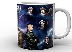 Кружка GeekLand  Доктор Кто  Doctor Who Доктор Кто DW.02.001