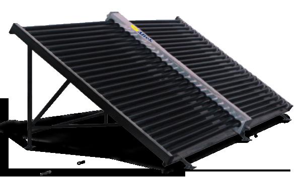 Термосифонный солнечный коллектор Altek AC-VG-50 (для бассейна)